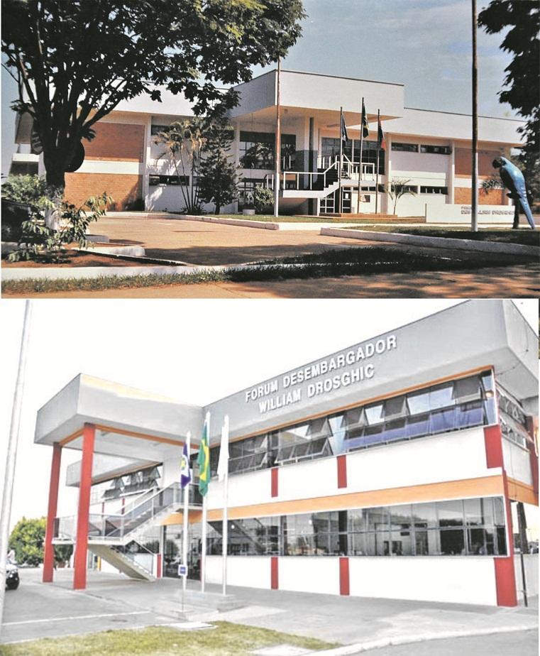 8a1a6a683 A Comarca de Rondonópolis foi inaugurada no dia13 de Junho de 1959,  inicialmente começou a funcionar, onde é hoje as dependências do Cartório  do 3º. Ofício.