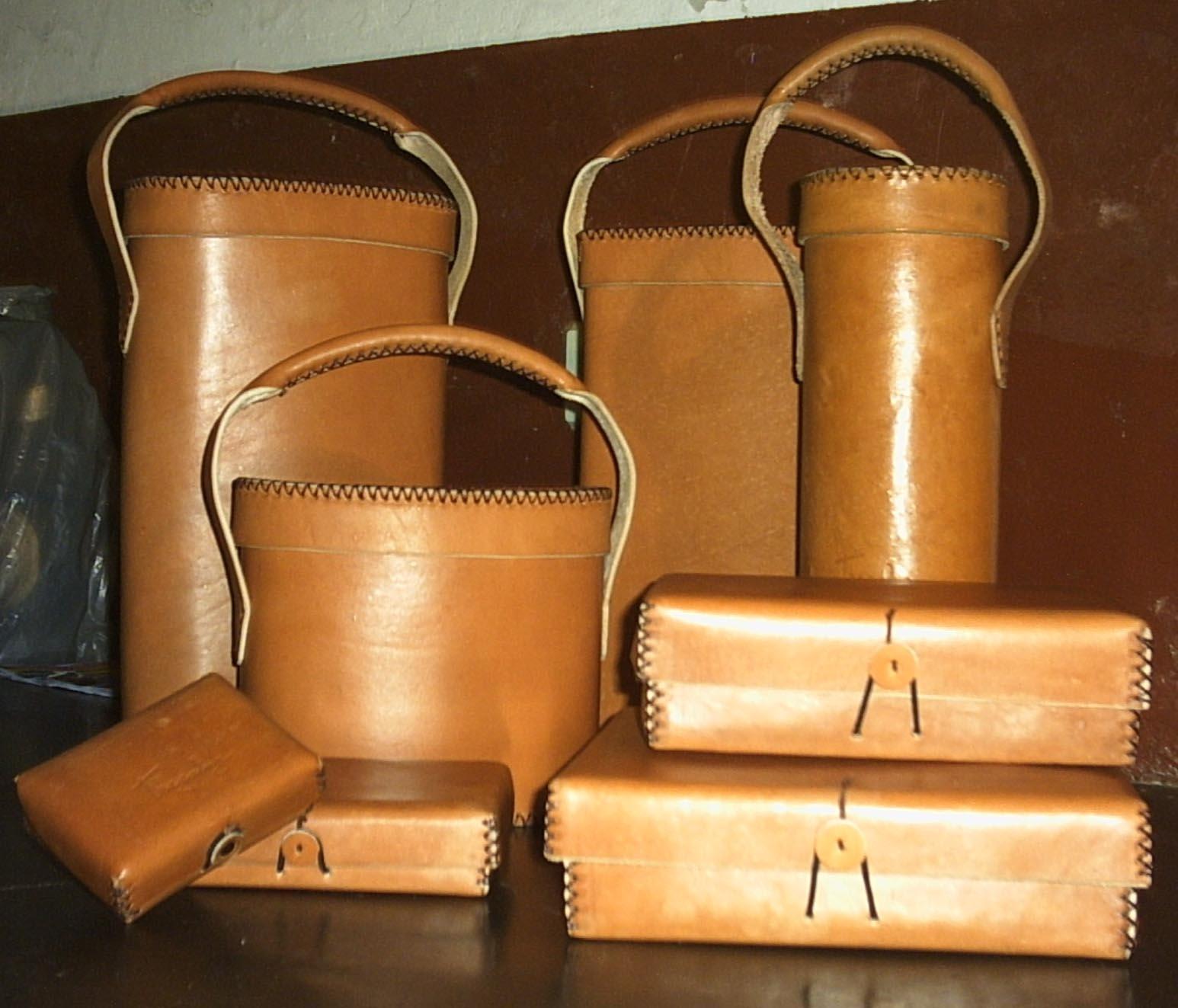 Curso de artesanato em couro gera emprego e renda FOLHA REGIONAL MT MATO GROSSO