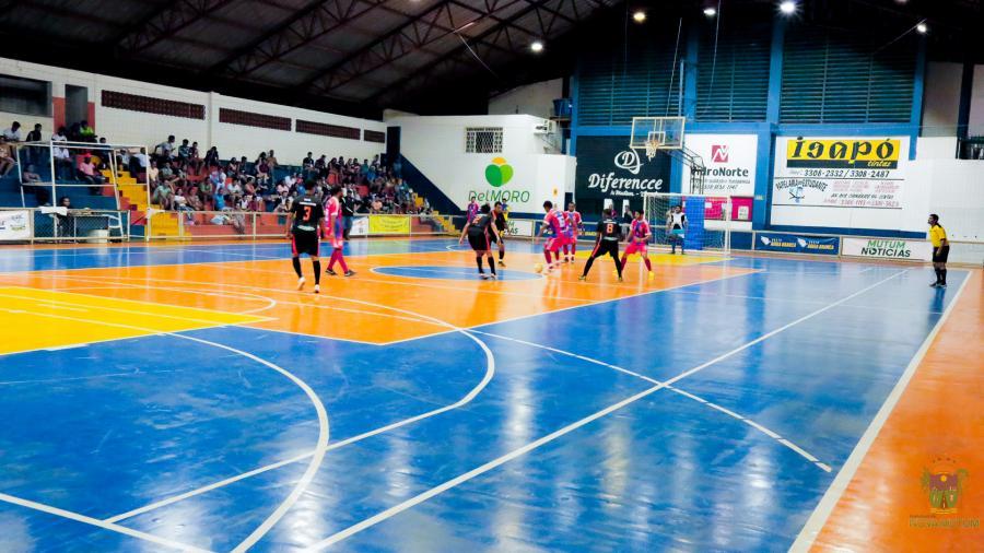 945adacadb5e7 Secretaria de Esportes de Nova Mutum oferta Curso de Capacitação em  arbitragem